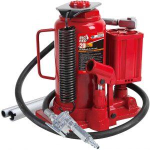 BIG RED TA92006 Torin Pneumatic Air Hydraulic Bottle Jack