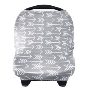 Yoofoss Nursing Cover Baby Car Seat Cover