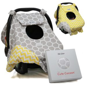 Sho Cute - Reversible Carseat Canopy