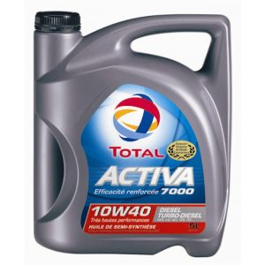 semi synthetic oil