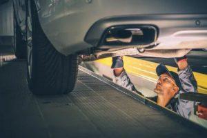 how to repair power steering rack