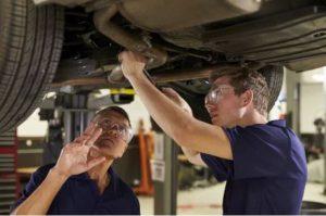 how to repair steering rack