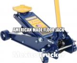 American Made Floor Jack